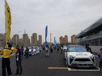 第一届电动场地挑战赛于天津赛车场上演