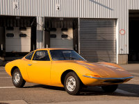 因为太时髦(8)1965欧宝Experimental GT