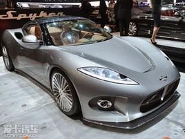 世爵B6将推出敞篷版车型 年内或将发布