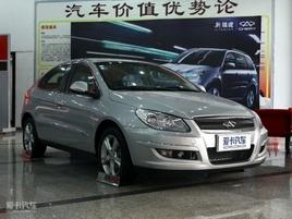 动力提升 CVT版奇瑞A3/瑞麒G3今日上市