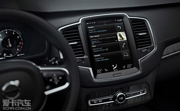 沃尔沃下一代车型将搭载安卓系统