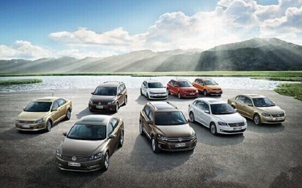 2014年是上海大众汽车30年,今年大众品牌不仅推出了7款30年纪念版车型